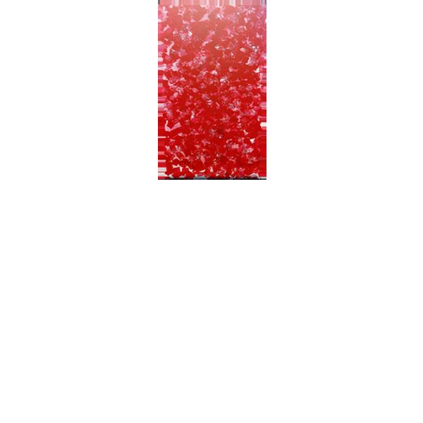 一梁 墓石カスタム例 ガラス 01
