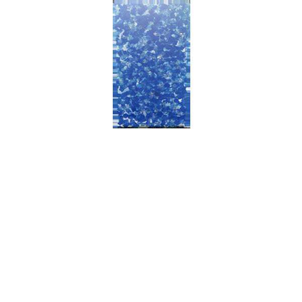 一梁 墓石カスタム例 ガラス 03