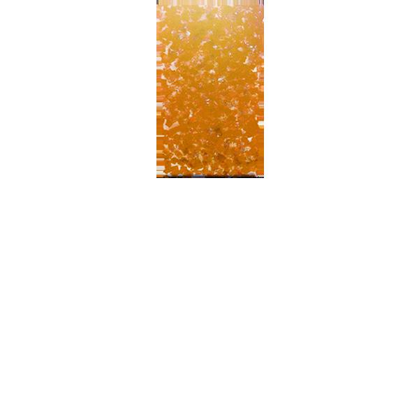 一梁 墓石カスタム例 ガラス 05